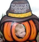 Plumper Pumpkin Patch Visit