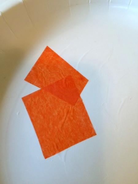 adhere tissue squares 2