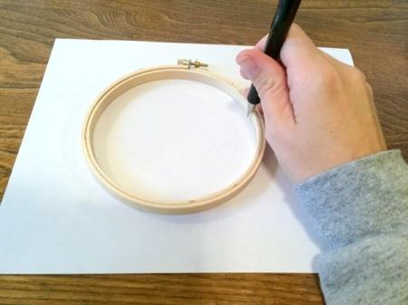 trace hoop