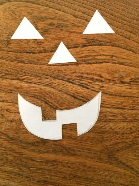 cut out face 2