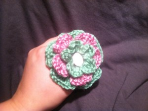 finished flower