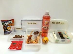 Spooky Halloween Lunch