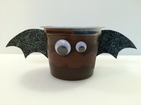 Batty Pudding Cup