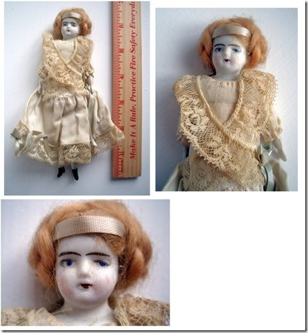doll next to ruler