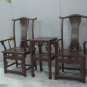 mahogny furniture