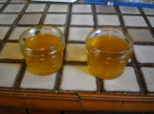 Making Ghee or Clarified Butter