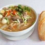 Vietnamese Beef Ragout (Lagu Bo)