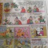 Newspaper Comics for Gift Wrap - comic pages