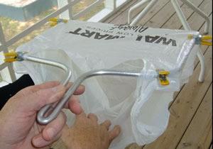Make Your Own Bag Holder