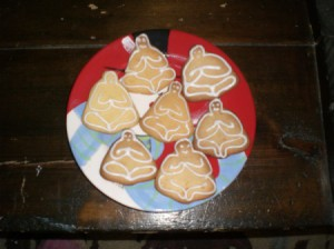 Personalize Cookies as Gifts
