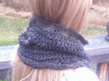 back of cowl