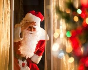 Don't Wrap Santa's Gifts