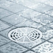 Clean Shower Floor