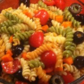 Low Fat Italian Pasta Salad