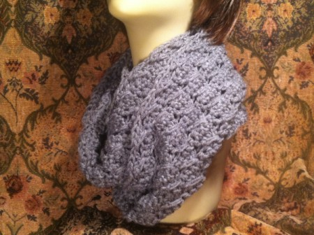 another view of finished cowl