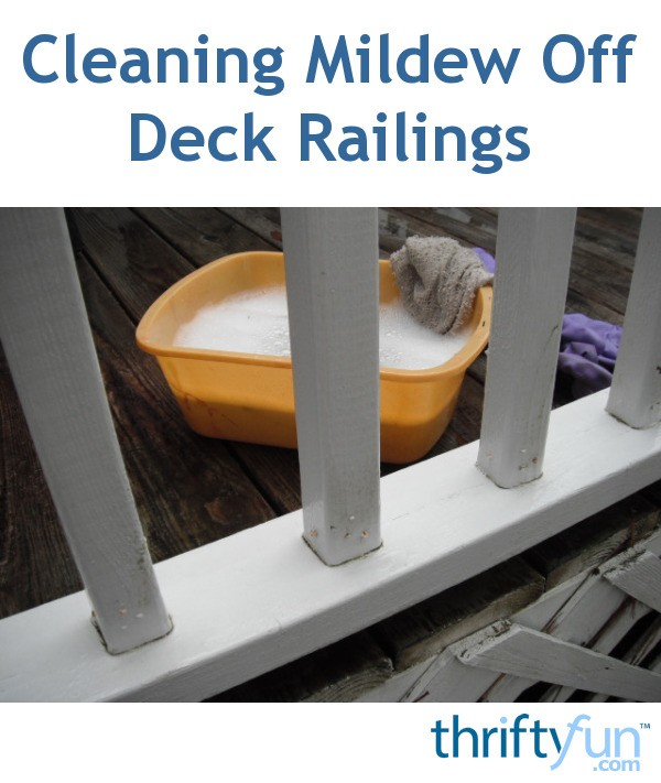 how to clean records mildew
