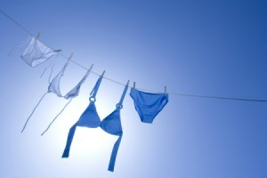Swimming Suits Drying
