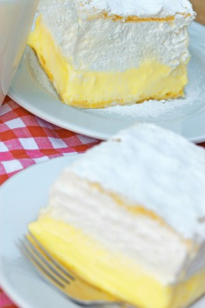 Fluffy Lemon Pie