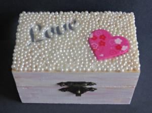 finished box