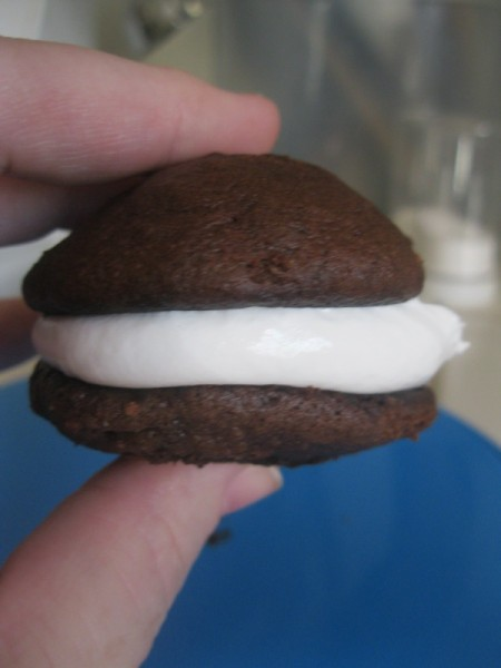 Competed Whoopie Pie