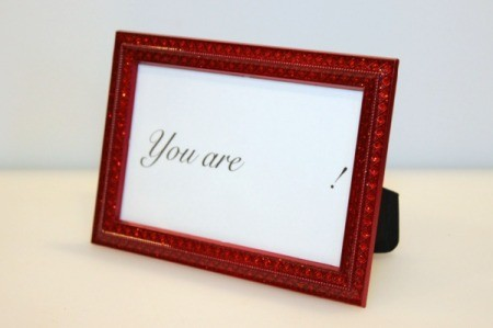 message page in frame