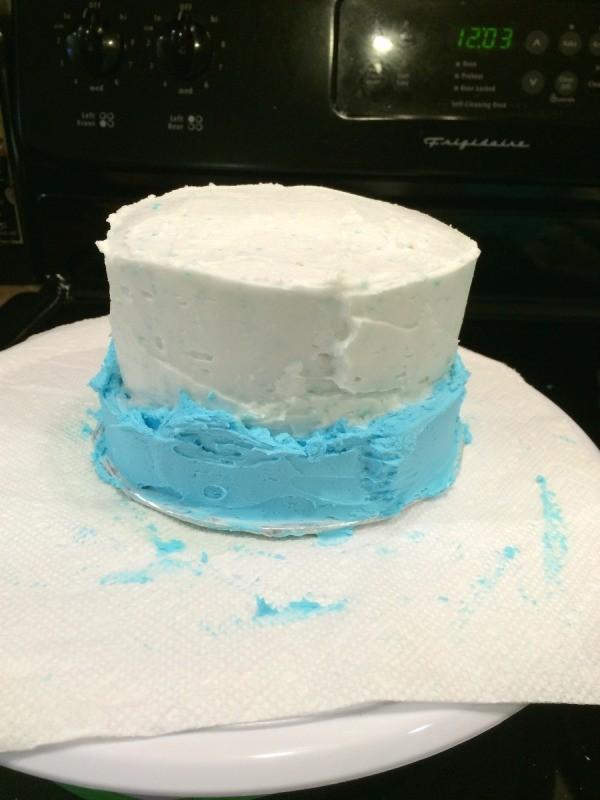 Ombr 233 Smash Cake Thriftyfun