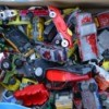 Storing Collectible Toys for the Future