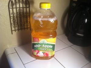 Peach Apple Juice