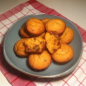 Prize Winning Pumpkin Chip Muffins