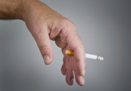 Nicotine Fingers