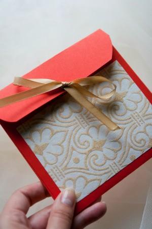 Handmade Party Invitation