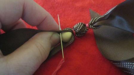 second bead