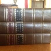 three volumes