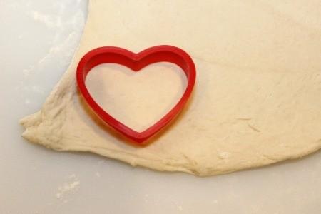 cut dough hearts 1