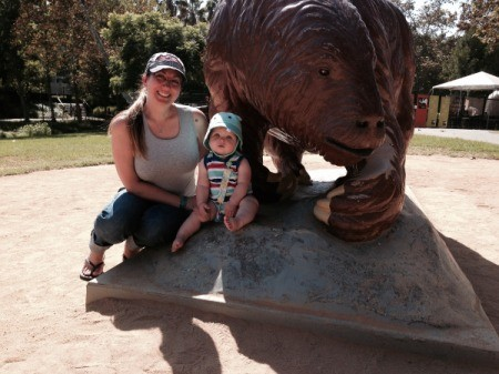 sloth statue