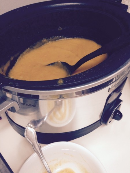Eva's Potato Soup