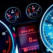 dashboard light array