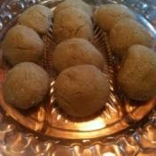 Dreamy Molasses Cookies