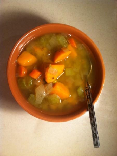Desperation Winter Soup