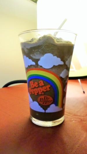 Homemade Coffee Frappè
