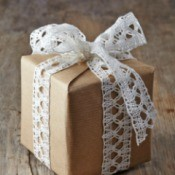 Homemade Wedding Gift