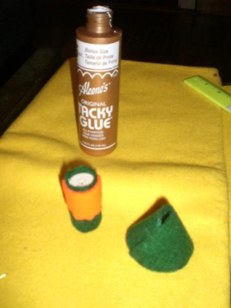 Leprechaun craft.