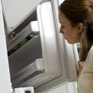 Opening a Freezer