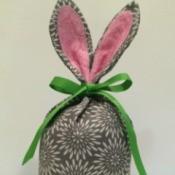 finished bunny