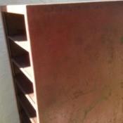 cabinet of shelves