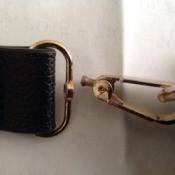clip on shoulder bag