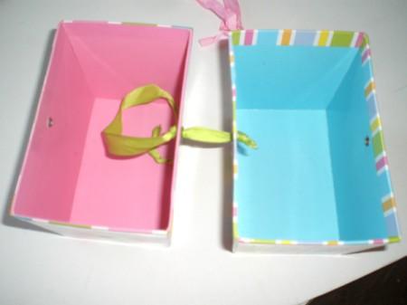 Mailable Easter Basket