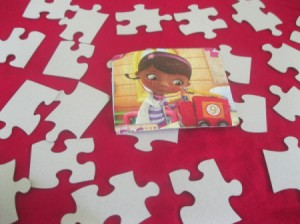 Mark Puzzle Pieces