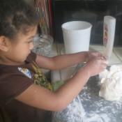 Soft Silky Play Dough