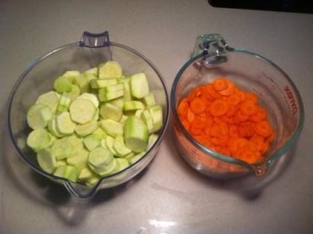 Spring Veggie Saute